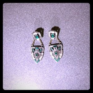 Art Deco Chloe and Isabel earring